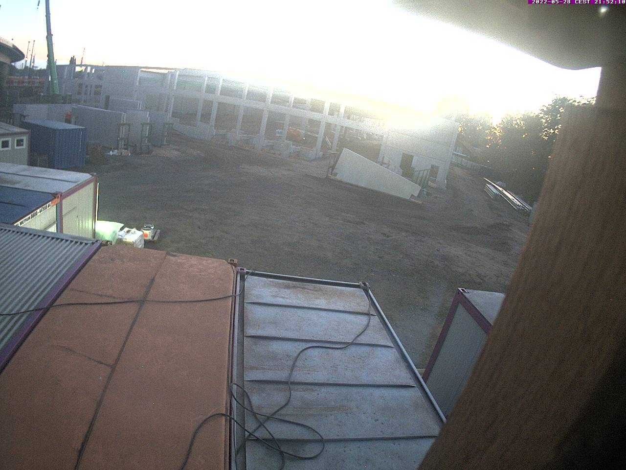 Baufeld / Gebäude
